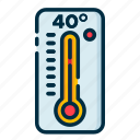 climate, forecast, high, meteorology, temperature, weather