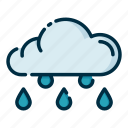 climate, forecast, meteorology, rain, weather