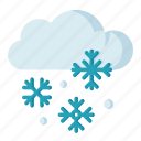 climate, forecast, meteorology, snowy, weather