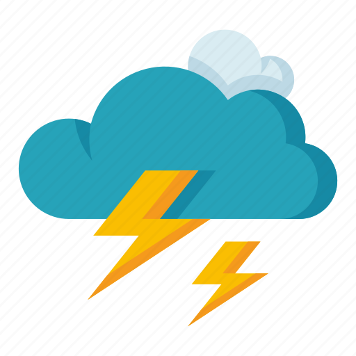 Climate, forecast, meteorology, storm, weather icon