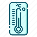 celcius, climate, forecast, meteorology, weather icon