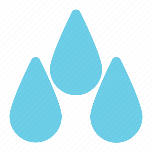 apps, cloud, rain, rainfall, water, weather icon