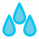 apps, cold, rain, rainfall, water, weather icon