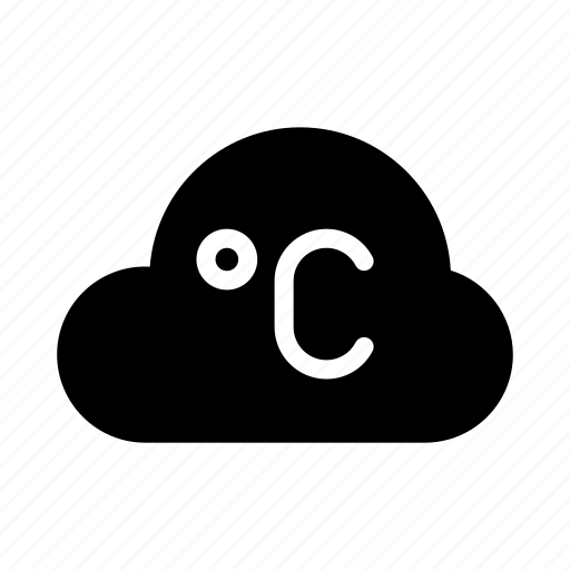 climate, clouds, forecast, temperature, weather icon