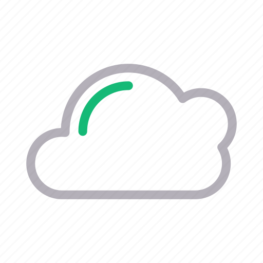 climate, cloud, forecast, nature, weather icon