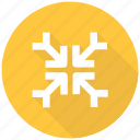 arrows, direction, weather icon
