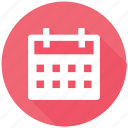 calendar, day, event, schedule, weather icon