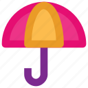 rain, safety, umbrella, weather