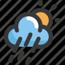 climate, cloud, forecast, rain, weather