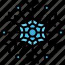 cold, freeze, season, snowflake, winter icon