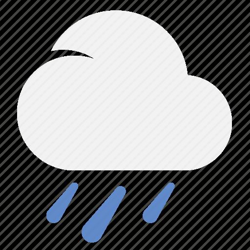 heavy, heavyrain, rain, weather icon