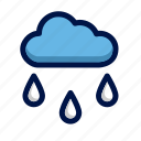 climate, cloud, rain, water, weather