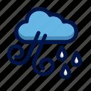 climate, cloud, rain, weather, wind