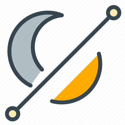 day, forecast, night, time, weather icon