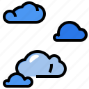 clouds, cloudy, meteorology, overcast, sun, weather