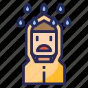 weather, rainfall, wet, rainy, water