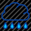 rain, drop, weather, forecast