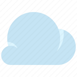 cloud, cloudiness, cloudy, weather icon