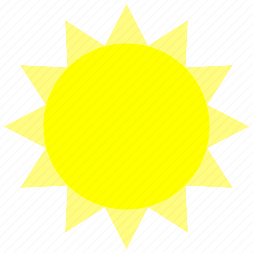 Summer, sun, sunny, weather icon - Download on Iconfinder