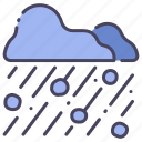 climate, hail, hailstorm, meteorology, nature, storm, weather icon