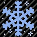 christmas, cold, flake, season, snow, snowflake, winter icon