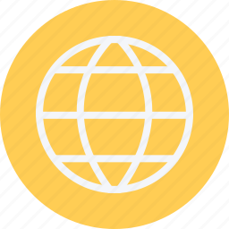 communication, earth, global, globe, grid, planet, world icon