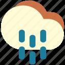drizzle, dull, gloomy, rain, storm, wet, rainy
