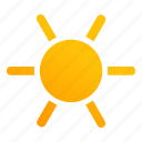 shining, sun, sunny, weather