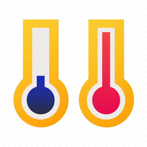 Forecast, temperature, thermometer, weather icon - Download on Iconfinder