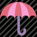 rain, rainy, temperature, umbrella, weather