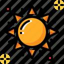 climate, day, forecast, season, sun, sunny, weather icon