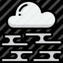 climate, cloud, foggy, forecast, sky, weather