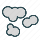 bad, cloud, rain, weather icon