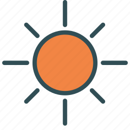 solar, space, star, sun, system icon