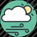 winds, sun, weather, cloud, forecast