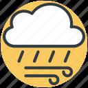 winds, weather, cloud, rain