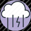 raining, stormy rain, thunder, thunder bolt, cloud lightning, thunder lightning