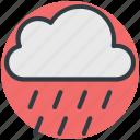 atmosphere, cloud, rain, raindrops, raining, weather