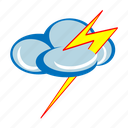 cloud, lightning, storm, thunder, weather, cloudy, forecast