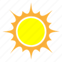 abstract, clear, forecast, sun, sunny, weather, temperature