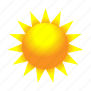 award, day, forecast, sun, sunny, weather, winter icon