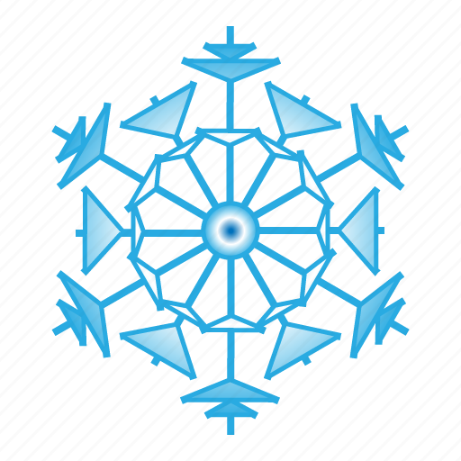 Christmas, crystal formation, icy, snow crystal, snow flake, winter, award icon - Download on Iconfinder