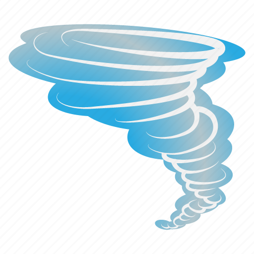 rain, spinning, tornado, turning, twisting, weather, wind icon