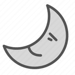 avatar, face, moon, satellite, solar, space, system icon