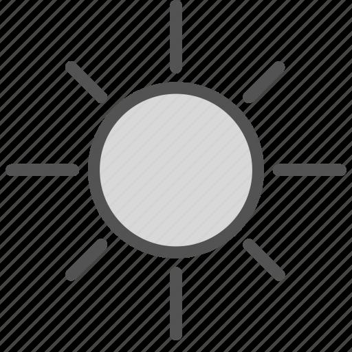 solar, space, star, sun, system icon