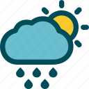 day, rain, rainfall, raining, rainy, weather icon