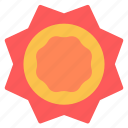 heat, hot, solar, star, sun icon
