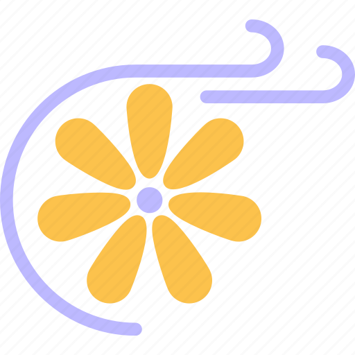 air, fan, flow, storm, wind icon