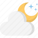 clouds, forecast, season, sky, weather icon