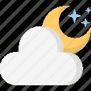 clouds, forecast, season, sky, weather